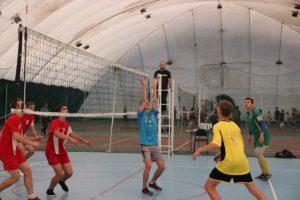 Соревнования муниципального района Сергиевский по волейболу