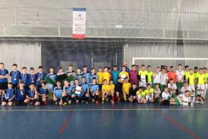 Первенство Самарской области по мини-футболу среди юношей