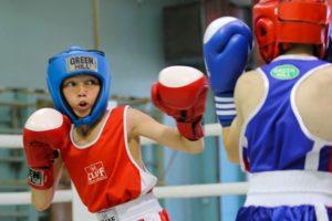 открытый областной турнир по боксу