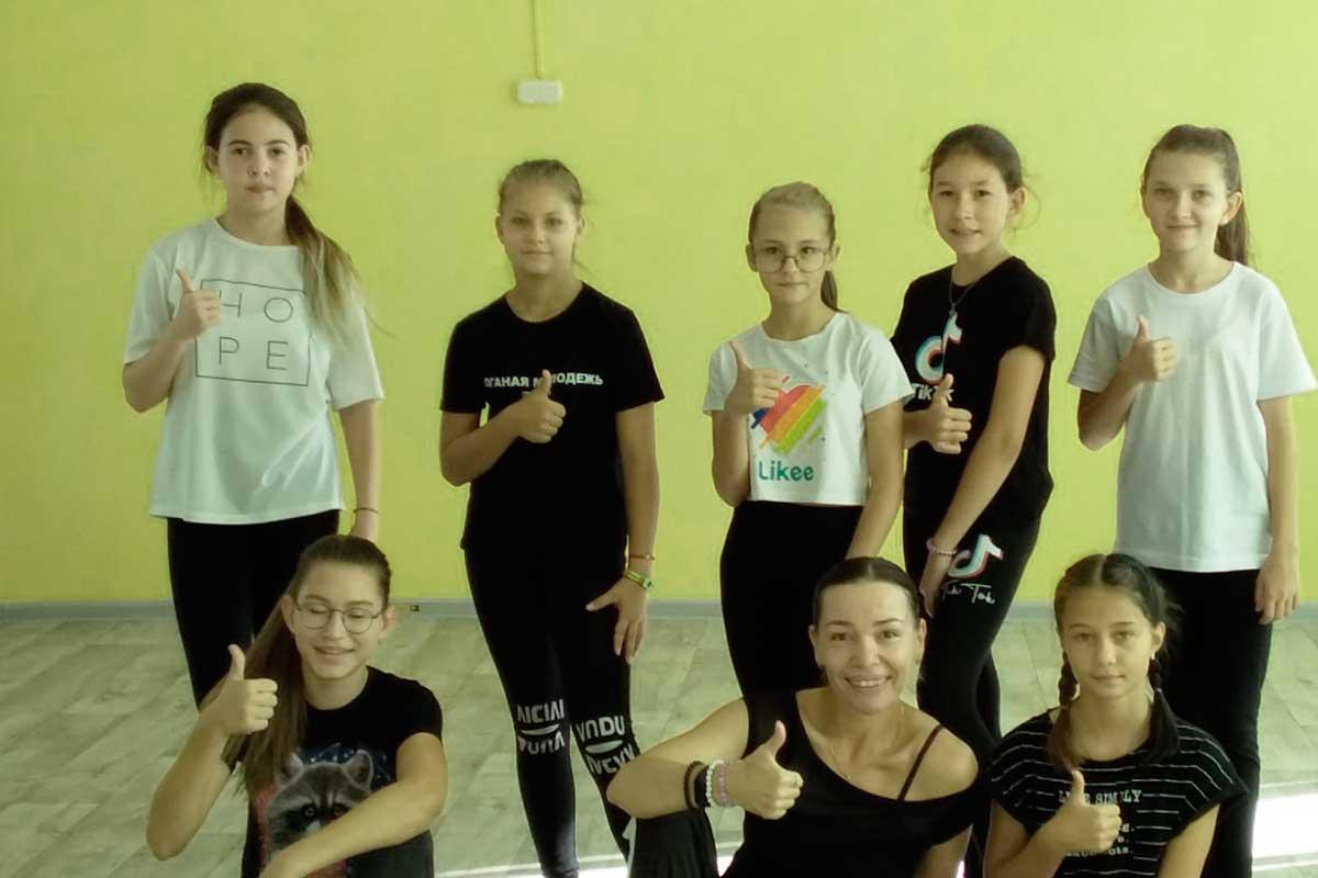 """Начало учебного года в объединении """"Аэробика"""""""