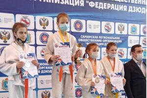 турнир Самарской области по дзюдо