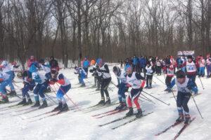 Лыжные гонки 21.03.21