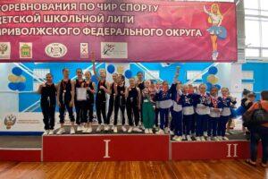 38 учащихся СП «ДЮСШ» объединения «Аэробика»