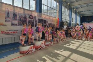 Открытый турнир по художественной гимнастике