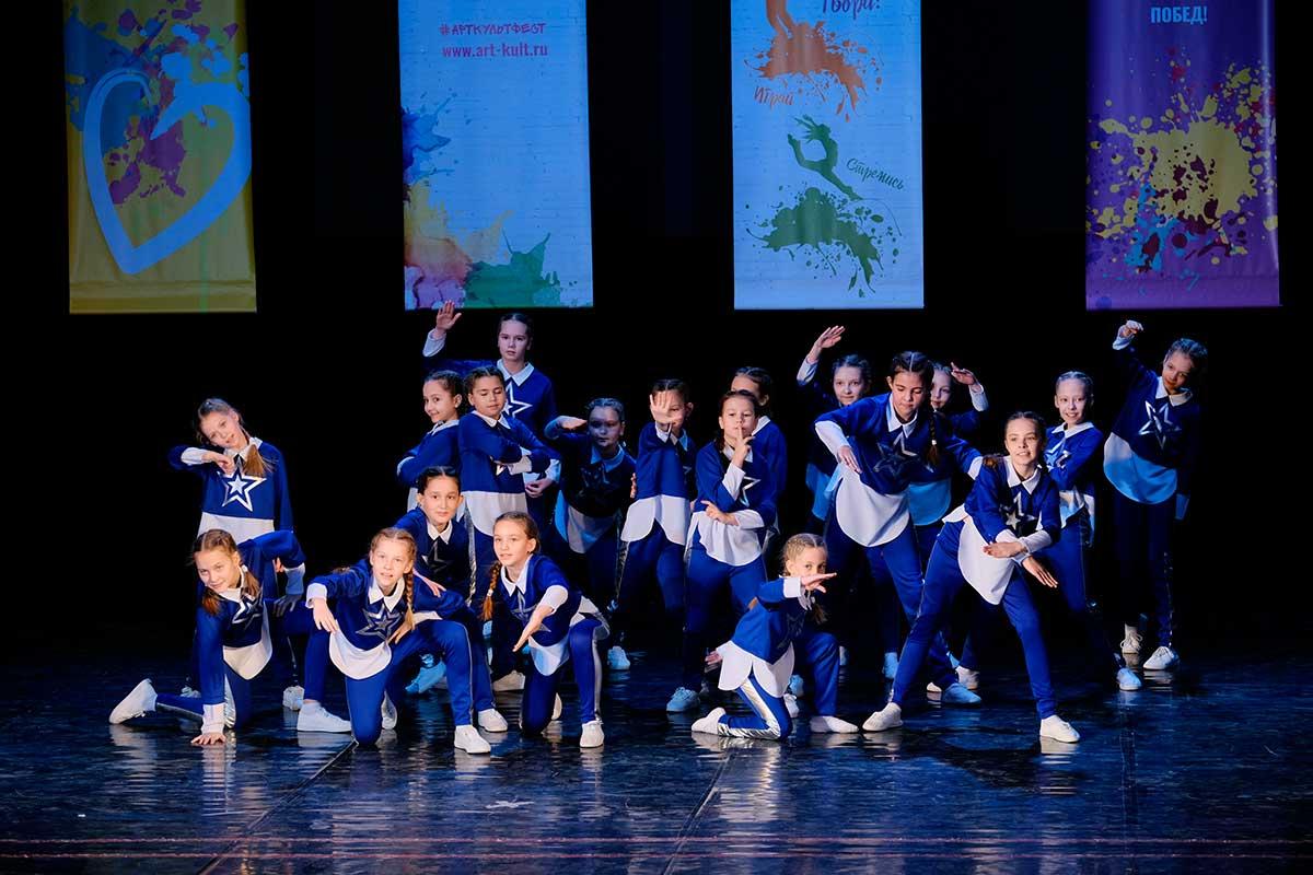 областной конкурс-фестиваль по хореографии «Зимняя сказка»