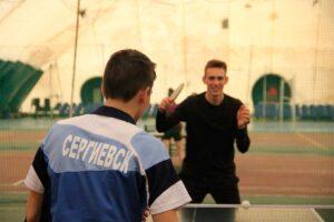 зональные соревнования по настольному теннису