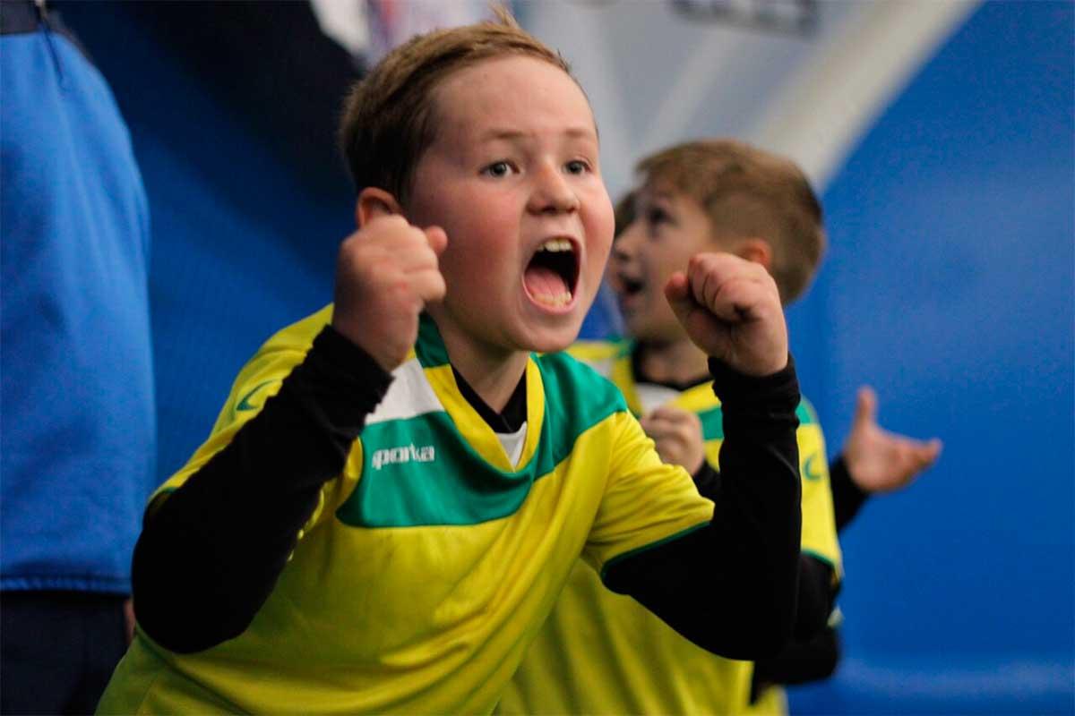 соревнования Чемпионата Детской Супер Лиги