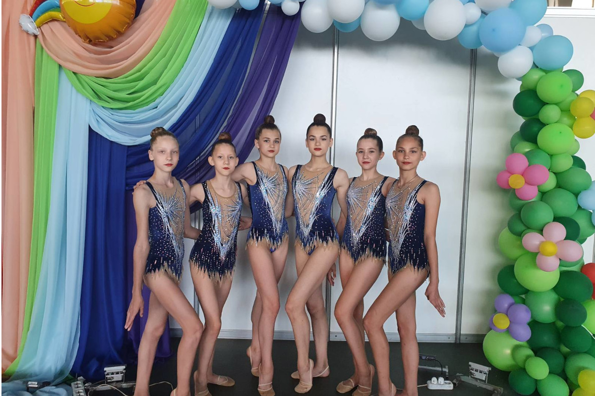 Первенство Самарской области по художественной гимнастике