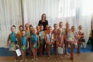 Анна Ивановна с воспитанницами