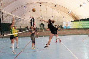 Волейбол. Турнир памяти Тамары Малышевой