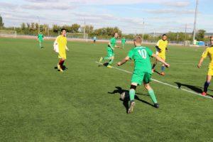 зональные соревнования по футболу