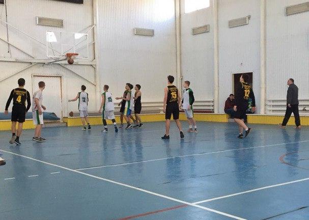баскетбол 30.01.18