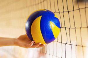 Открытый районный турнир по волейболу