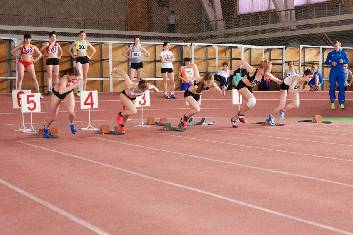в Первенстве спортивных школ Самарской области по легкой атлетике