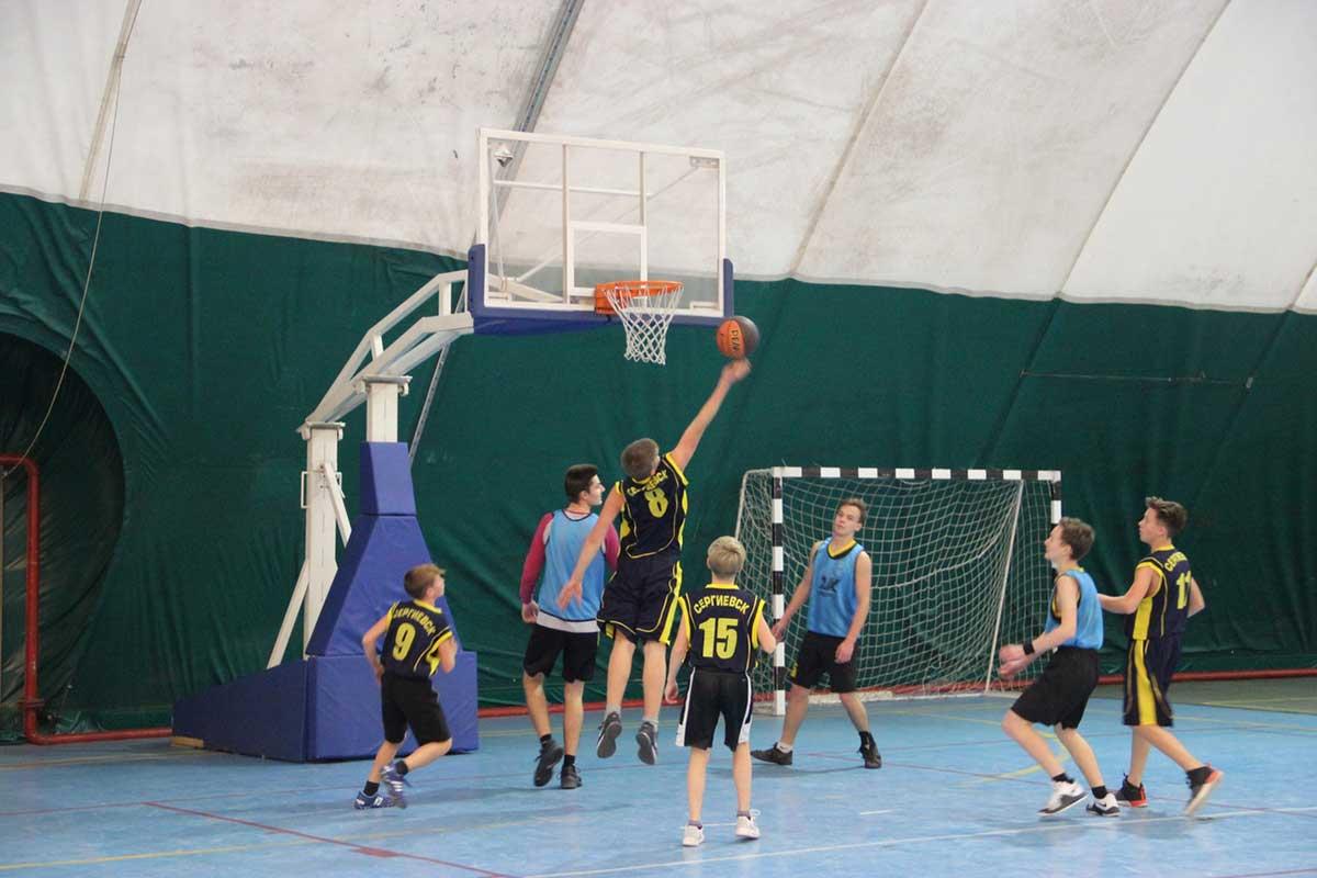 баскетбол 24-25.01.2019