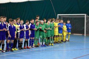 Зональный этап соревнований спартакиады учащихся Самарской области по мини-футболу