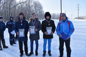 Открытого первенства муниципального района Сергиевский по лыжным гонкам