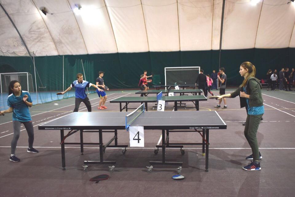Зональный этап соревнований спартакиады учащихся