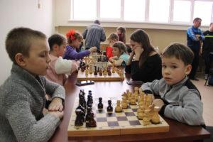личное первенство СП «ДЮСШ» по шахматам