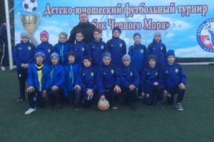 Команда ФК Сергиевск