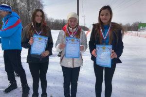 Лыжники Сергиевского района закрыли зимний сезон