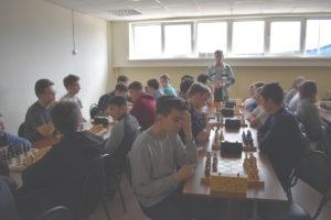 лично-командные соревнования по шахматам среди учащихся