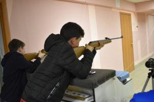 Первенство СП «ДЮСШ» по кроссовой стрельбе