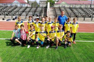 Всероссийский турнир по футболу «Кожаный мяч»