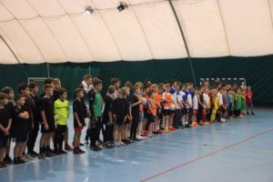 Мини – футбол в школу