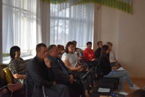 Семинар-совещание для организаторов ВФСК ГТО