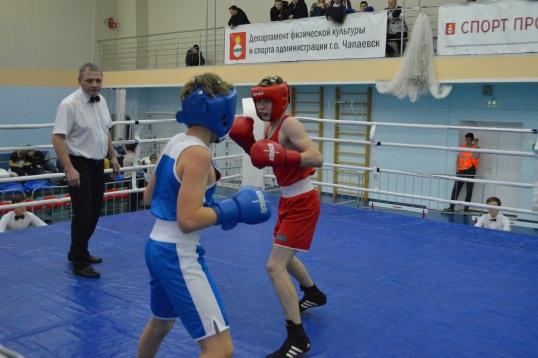 открытое Первенство г.о.Чапаевск по боксу
