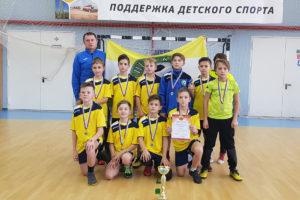участие в Открытом турнире по мини-футболу