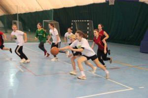 соревнований по баскетболу «Школьной баскетбольной лиги»