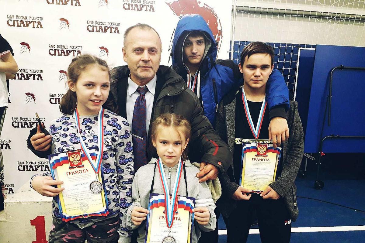 турнир по спортивной борьбе «панкратион»