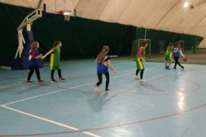 окружной этап соревнований по баскетболу 3х3 «Стритбол в школу!»