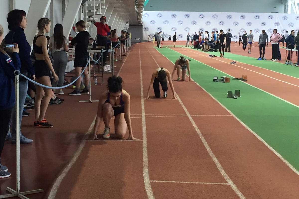 Первенство Самарской области по легкой атлетике