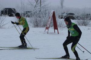 Лыжный сезон в разгаре!