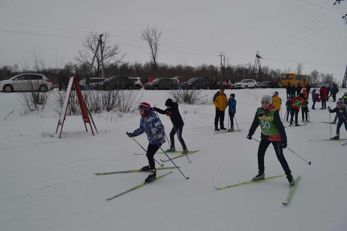 Открытое первенство муниципального района Сергиевский по лыжным гонкам
