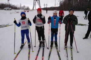 Соревнования по зимнему полиатлону