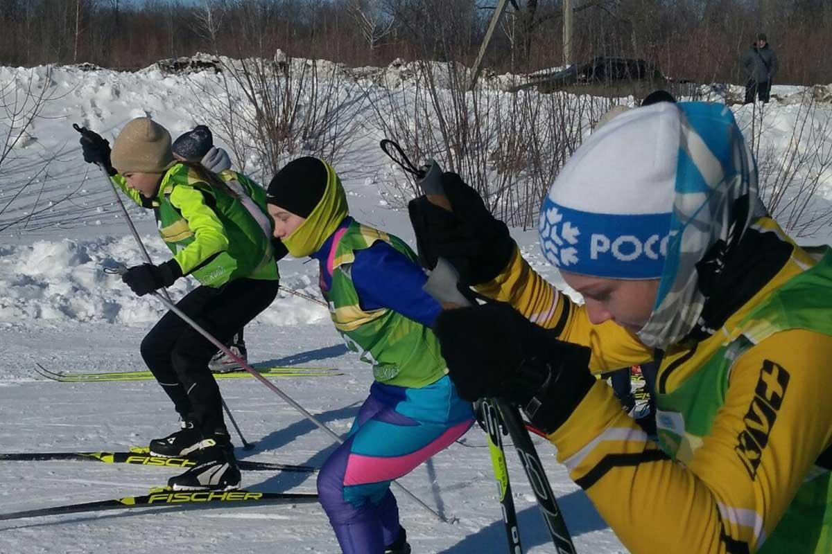 соревнования по лыжным эстафетам