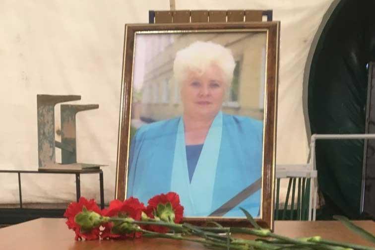 посвященный памяти Тамары Алексеевны Малышевой