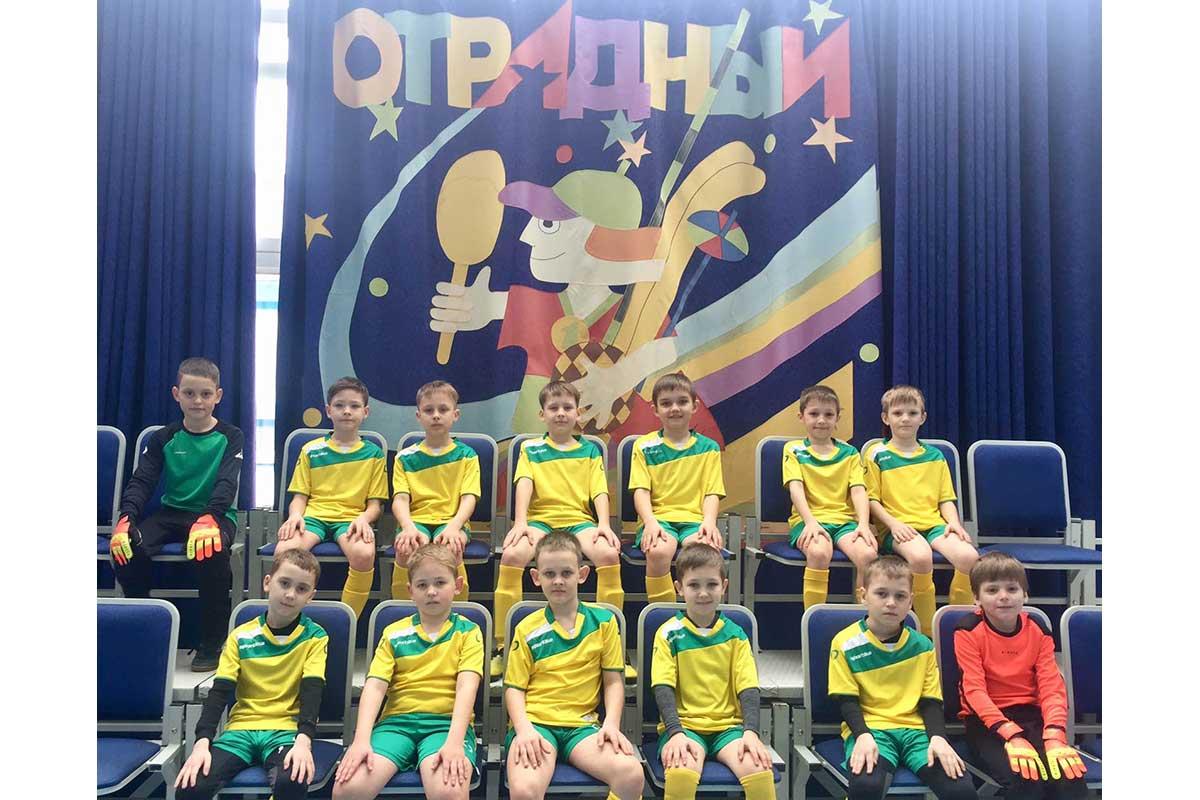 XIII традиционный турнир по футболу