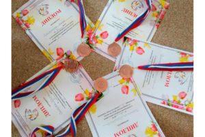 соревнования г.о. Самара по художественной гимнастике «Весна»