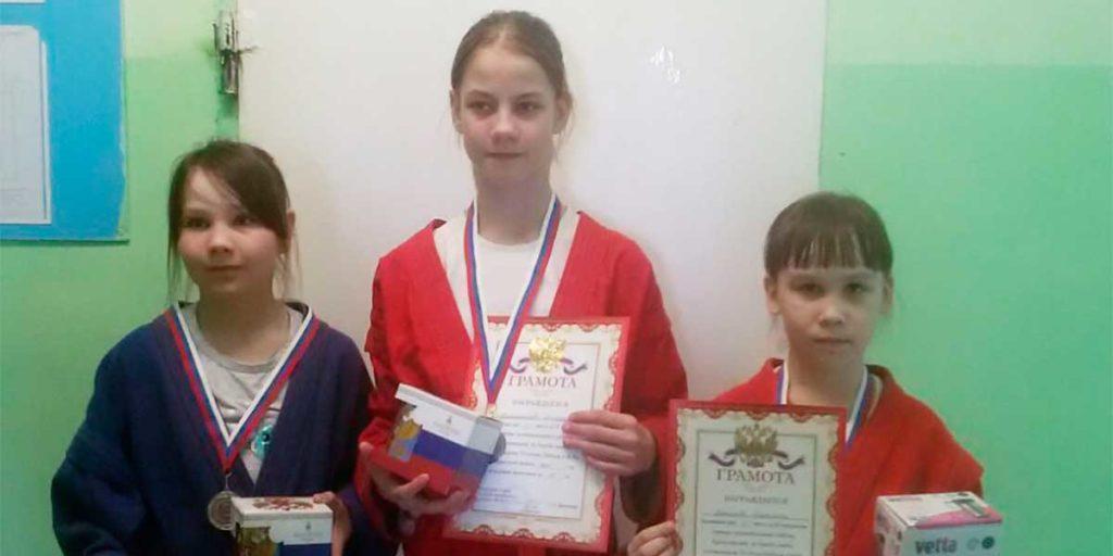 Наши борцы завоевали 9 медалей различной пробы!